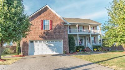 Sumner County Single Family Home Under Contract - Showing: 1312 Wentworth Dr