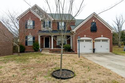 Mount Juliet Single Family Home For Sale: 207 Reed Ct