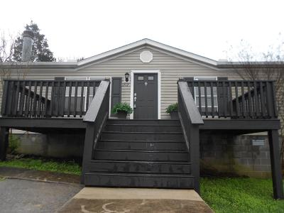 Nashville Single Family Home For Sale: 2717 Pine Ridge Dr