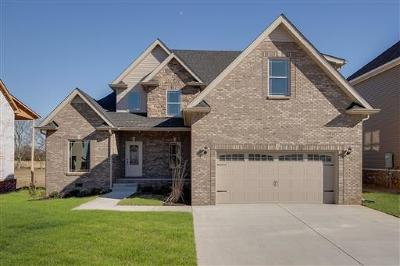 Clarksville Single Family Home For Sale: 385 Farmington