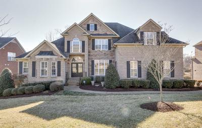Brentwood Single Family Home Under Contract - Showing: 2019 Willowmet Ln