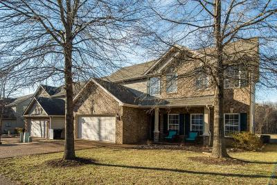 Franklin Single Family Home For Sale: 3158 Winberry Drive