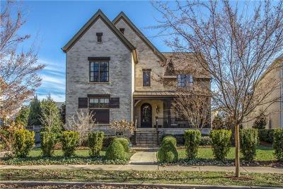 Franklin Single Family Home For Sale: 634 Stonewater Blvd