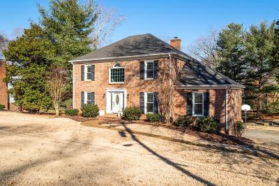 Brentwood Single Family Home For Sale: 1425 Red Oak Drive