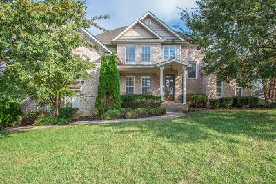 Spring Hill Single Family Home For Sale: 1716 Stoney Hill Ln