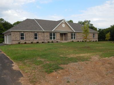 Maury County Single Family Home For Sale: 1617 Olga Drive
