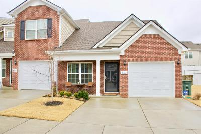 Smyrna Condo/Townhouse Under Contract - Not Showing: 4012 Rhythm Dr