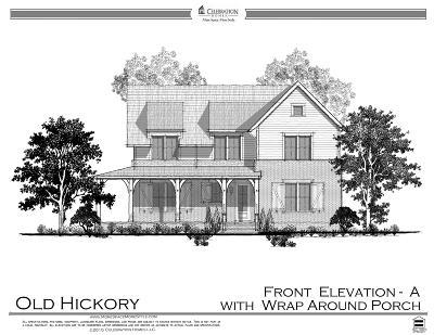 Hendersonville Single Family Home For Sale: 212 Ashington Circle Lot 67