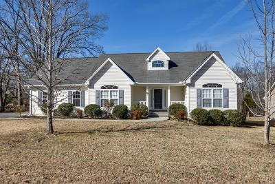 Williamson County Single Family Home Under Contract - Showing: 7509 Fairfield Ct