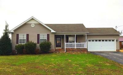 Columbia Single Family Home For Sale: 531 Winning Dr