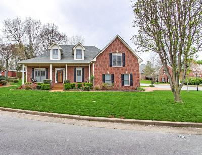Hermitage Single Family Home For Sale: 5832 Seven Points Trce