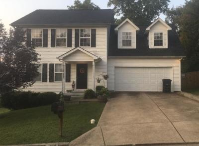 Antioch Single Family Home Under Contract - Showing: 8192 Ramstone Way