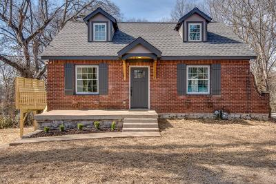 East Nashville Single Family Home For Sale: 1404 Montgomery Ave