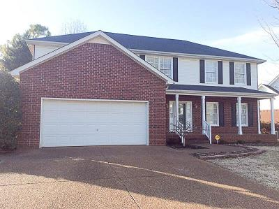 Single Family Home For Sale: 2421 Franklin Ln