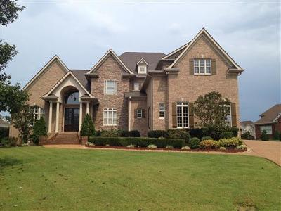 Hendersonville Single Family Home For Sale: 1002 Pintail Pl