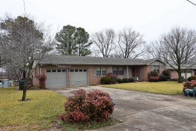 Christian County Single Family Home For Sale: 206 Woodmont