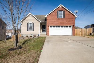Lavergne Single Family Home Under Contract - Showing: 1428 East Nir Shreibman Blvd