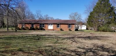Wilson County Single Family Home For Sale: 4060 Hunters Point Pike