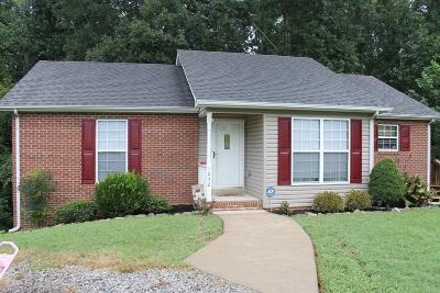 Robertson County Single Family Home For Sale: 1052 Woodbrier Ln