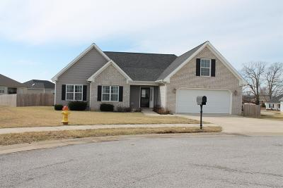 Christian County Single Family Home For Sale: 109 Tonya Way