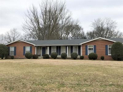 Hendersonville Single Family Home Under Contract - Showing: 129 Fairways Dr
