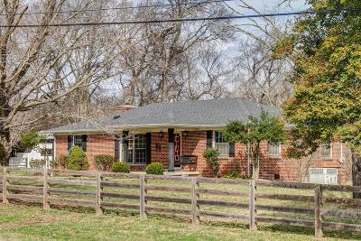 Franklin Single Family Home For Sale: 4066 Arno Rd