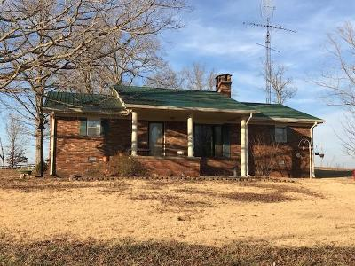 Single Family Home For Sale: 448 Old Stage Rd