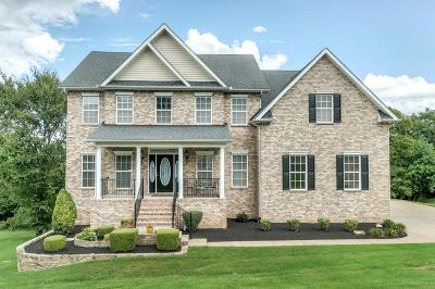 Rutherford County Single Family Home For Sale: 1265 Ben Hill Blvd