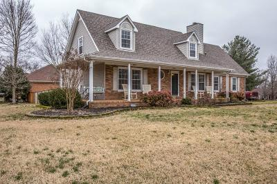 Williamson County Single Family Home Under Contract - Showing: 2874 Iroquois Dr