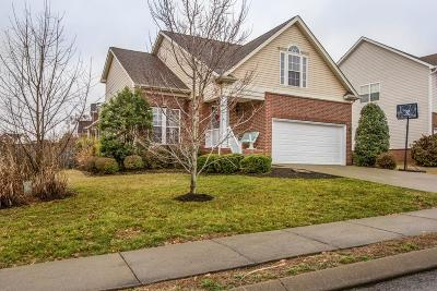 Spring Hill Single Family Home Under Contract - Showing: 1257 Chapmans Retreat Dr