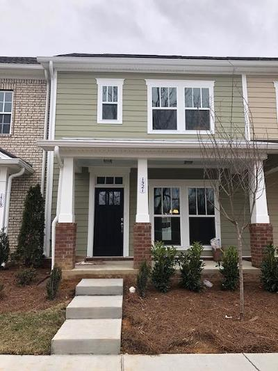 Nolensville Condo/Townhouse Under Contract - Not Showing: 1521 Winding Creek Drive