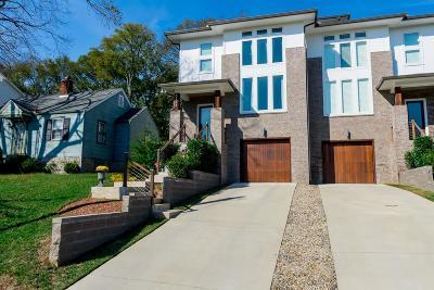 Single Family Home For Sale: 814 B Horner Avenue
