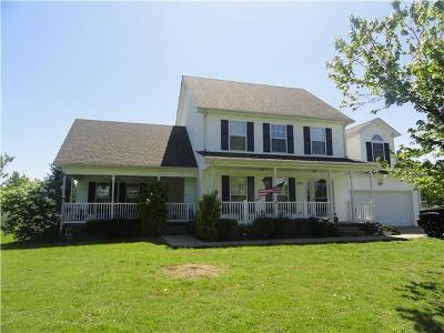 Clarksville TN Single Family Home For Sale: $274,900