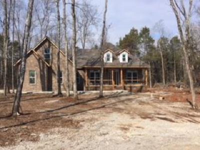 Marshall County Single Family Home For Sale: 4728 Wildberry Ln