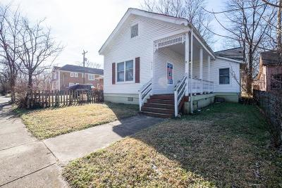 Davidson County Single Family Home Under Contract - Showing: 108 Claiborne St