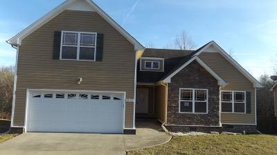 Clarksville Single Family Home For Sale: 1012 Ishee Dr
