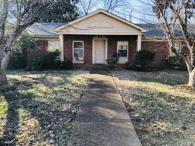 Williamson County Single Family Home Under Contract - Showing: 184 Lancaster Dr