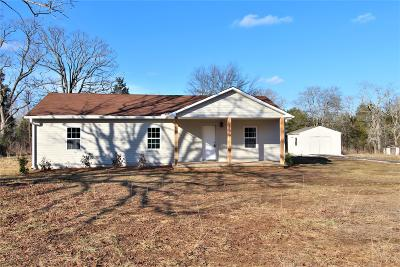 Wilson County Single Family Home For Sale: 290 Laura Thompson Trl