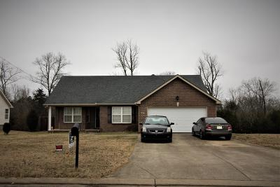 Smyrna Single Family Home For Sale: 714 McKean Dr