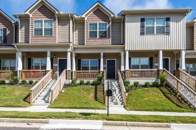 Davidson County Condo/Townhouse Under Contract - Showing: 1525 Sprucedale Dr