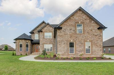 Clarksville Single Family Home Under Contract - Showing: 8 Hartley Hills