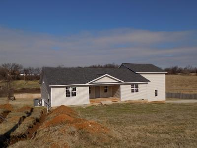 Single Family Home For Sale: 635 Coles Ferry Rd