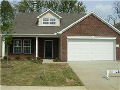 Single Family Home For Sale: 436 Elderberry Way
