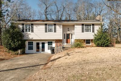 Franklin Single Family Home For Sale: 209 Oxford Dr