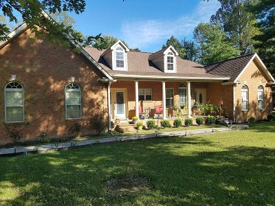 Smithville Single Family Home Under Contract - Showing: 235 Quail Point Dr