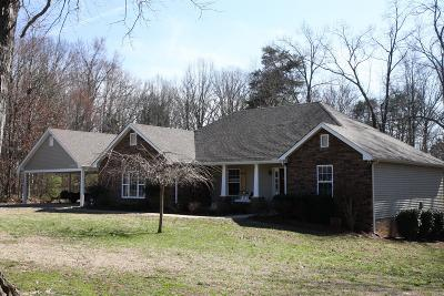 Chapmansboro Single Family Home Under Contract - Showing: 1152 Dimple Rd