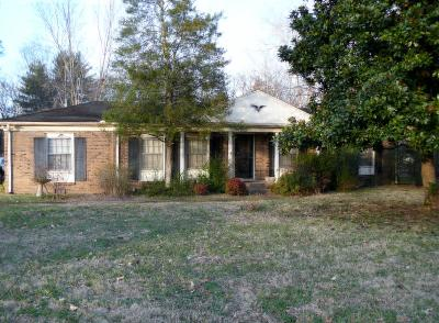 Davidson County Single Family Home Under Contract - Showing: 766 Harpeth Knoll Rd