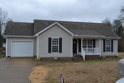 Rutherford County Rental For Rent: 2733 Calais Ct