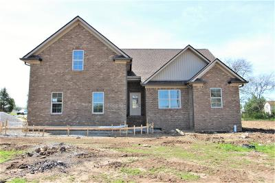 Wilson County Single Family Home For Sale: 32 Allison Dr. #32