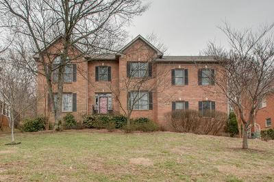 Brentwood  Single Family Home Under Contract - Showing: 1567 Fawn Creek Rd
